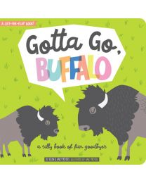 Book - Gotta Go, Buffalo