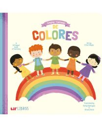Book - Learning Colors/Cantando de Color