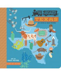 Book - All Aboard Texas
