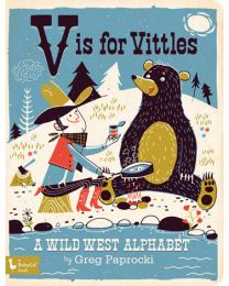 Book - V is for Vittles