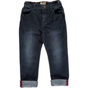 Boys Charcoal Jeans