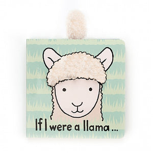 Book - If I Were a Llama