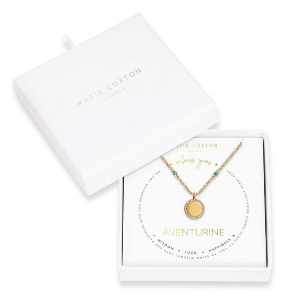 Katie Loxton - Wellness Necklace Collection