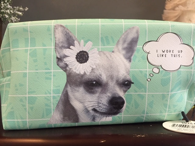 Makeup Bag - Dog