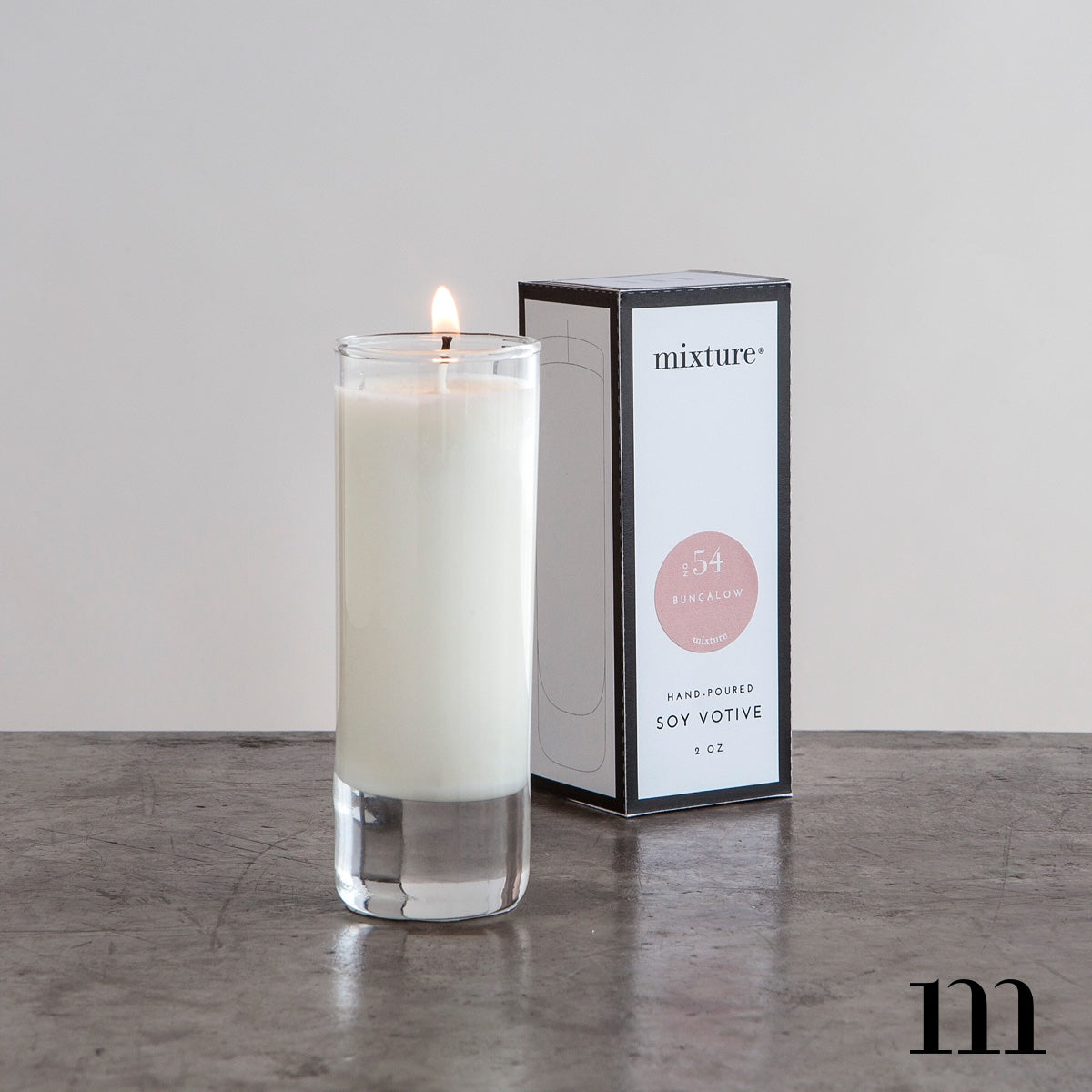 Mixture Votive Candle