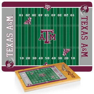 A&M Glass Top Cutting Board