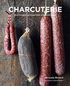 Charcuterie Cookbook
