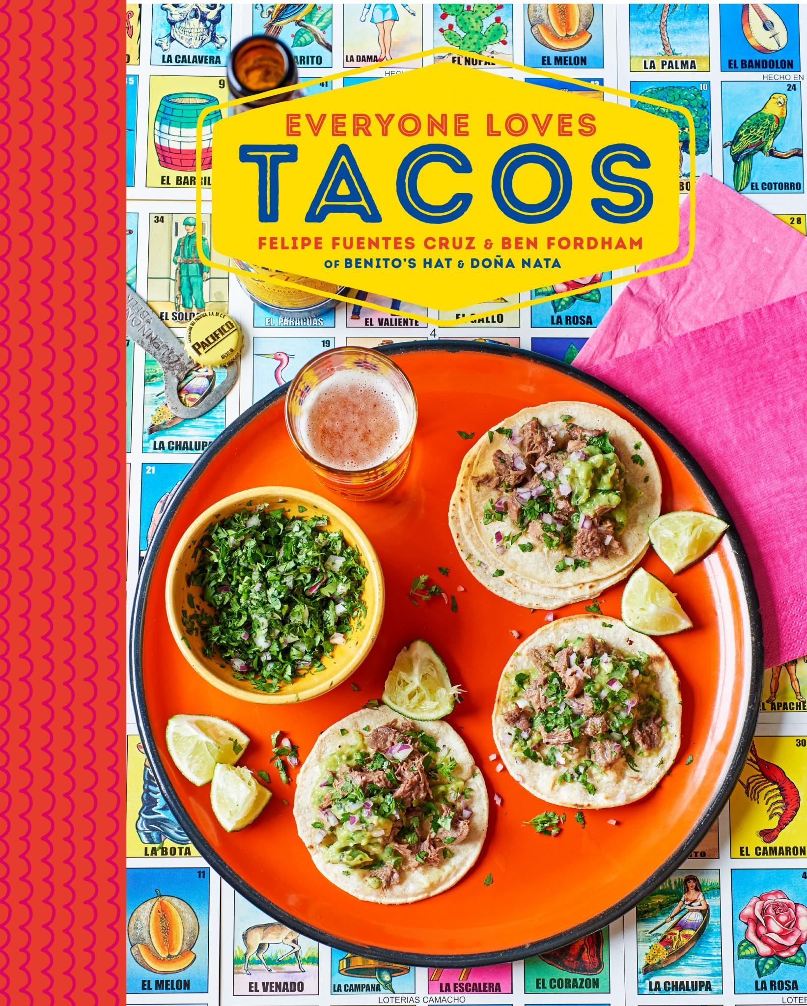 Cookbook - Everyone Loves Tacos