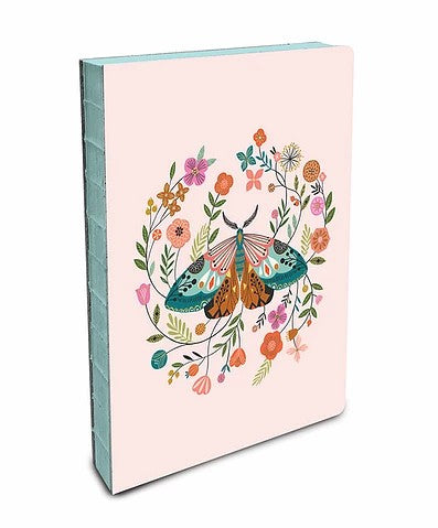Journal - Floral Moth