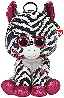 Backpack - Zoey Zebra