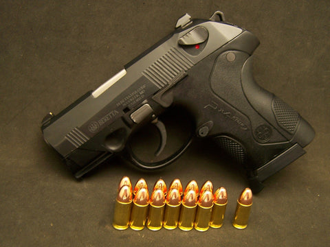 Beretta's New Piece for Concealed Carry