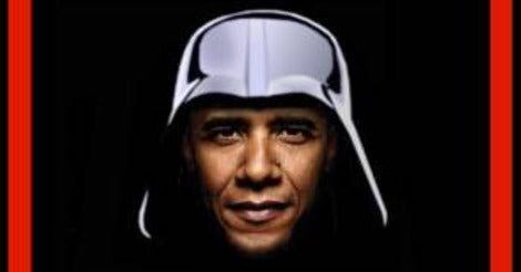 Darth Obama Threatening Gun Ownership and Concealed Carry