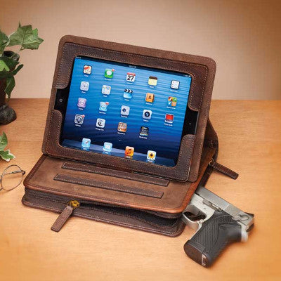 USA Bison iPAD Concealed Carry Case