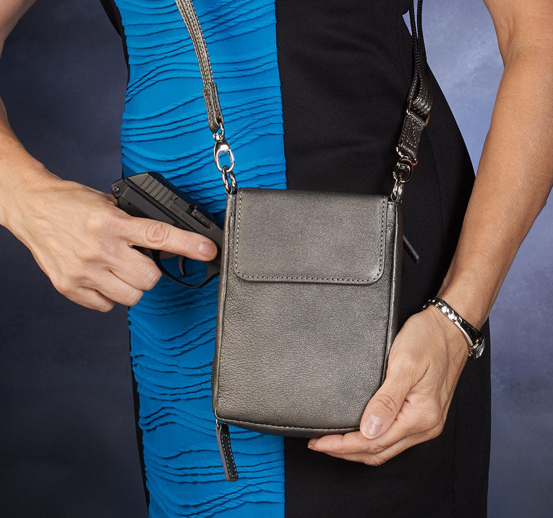 Purse for Concealed Carry for Women with Bling