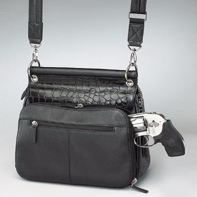Crocodile Concealed Carry Purse
