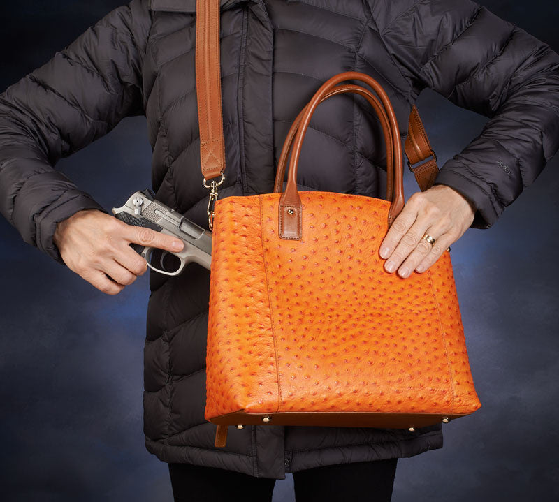 Luxury Concealed Carry Purse