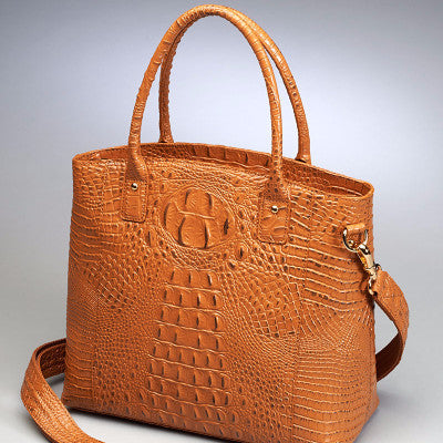 Crocodile Tote - Concealed Carry