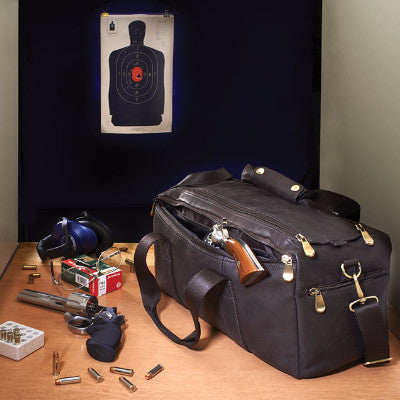 Gun Range Bag Contents