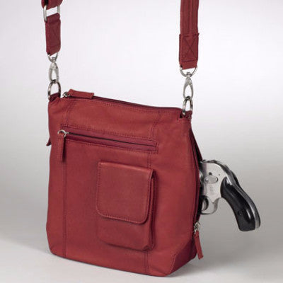 RED Flat Sac Concealed Carry