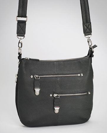 Standard Black Concealed Carry Handbag
