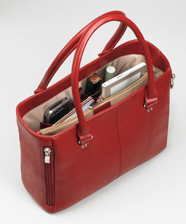Purses to Carry Concealed Weapons for Women | Red Tote