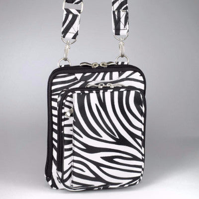 Zebra Print Evening Purse | Women's Concealed Carry