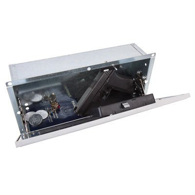 QuickVent Gun Safe - RFID Quick Access Hidden Gun Storage