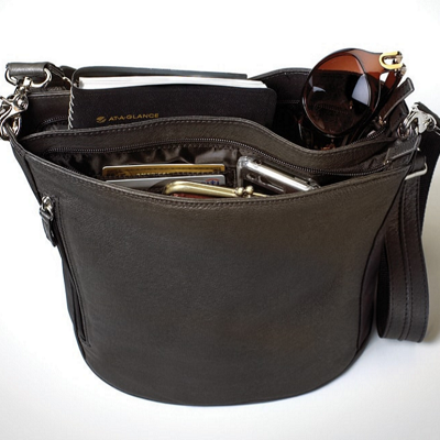 Concealed Carry Purse with Anti-Slash Straps