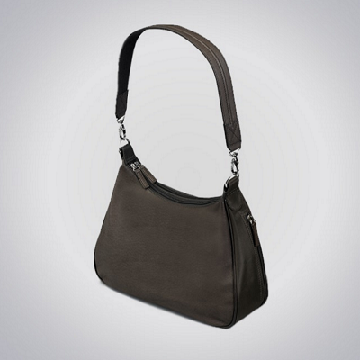 Brown Hobo Handbag | Womens Concealed Carry Purse