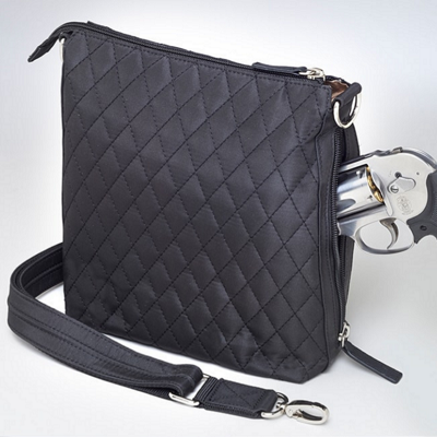 Quilted Crossbody Sac