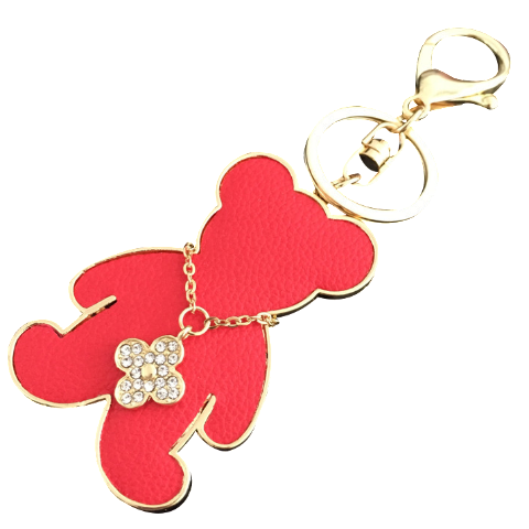 Cute Bear Bag Charm