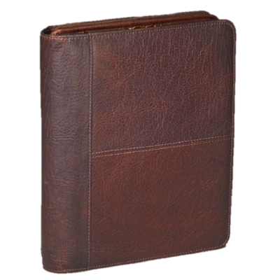 Vintage Leather iPad Concealed Carry iPad Case