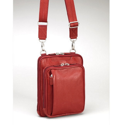 Red Day Purse - Concealed Carry