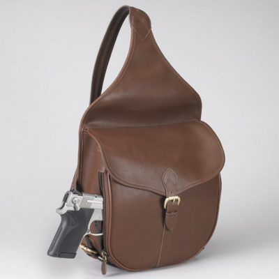 Cute Concealed Carry Saddlebag