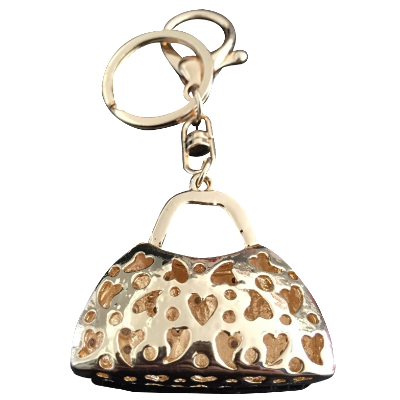 Zebra Purse Bag Charm