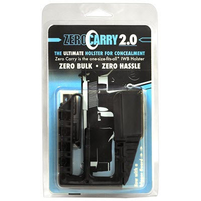 ZeroCarry - Universal IWB Concealed Carry Holster
