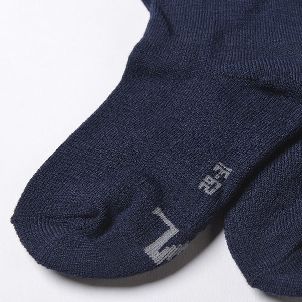 WoolLand Norway - Svelvik Merino Wool Socks - Night Blue (2)