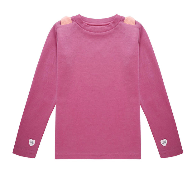 Fauske Merino Wool Girl's Jumper (9 - 14 Yrs)