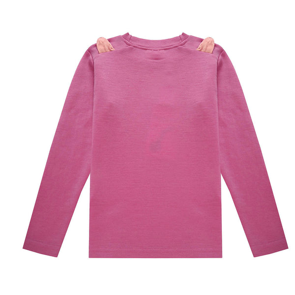 Fauske Merino Wool Girl's Jumper