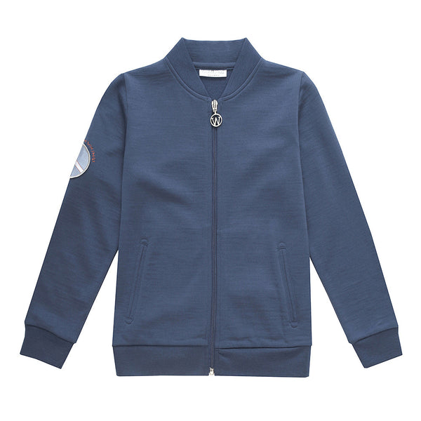 Halden Merino Wool Boy's Jacket (9 - 14 Yrs)