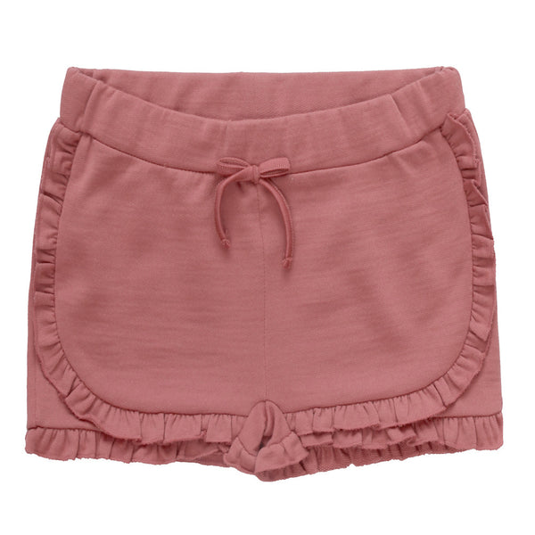 Halden Merino Wool Girl's Shorts