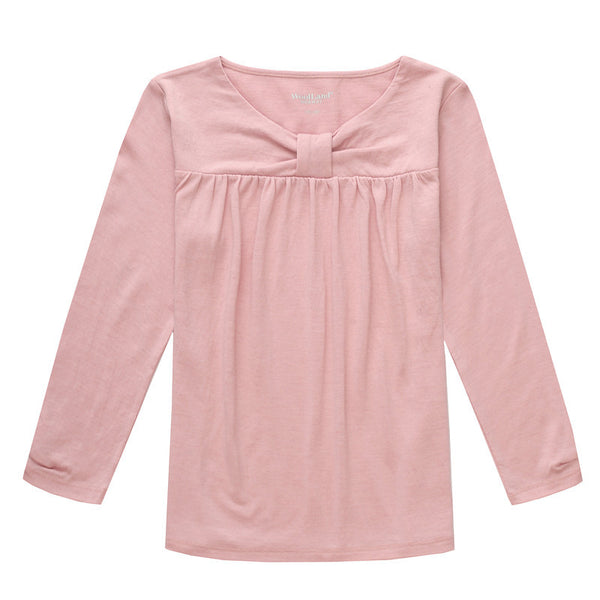 Stavern Merino Wool Girl's Top (9 - 14 Yrs)