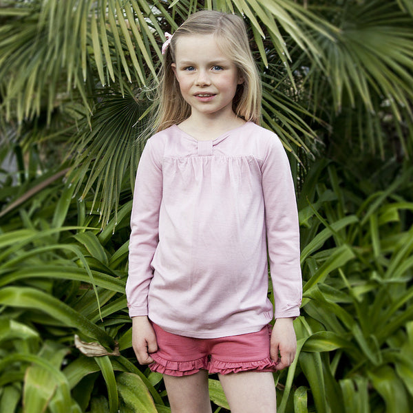 Stavern Merino Wool Girl's Top