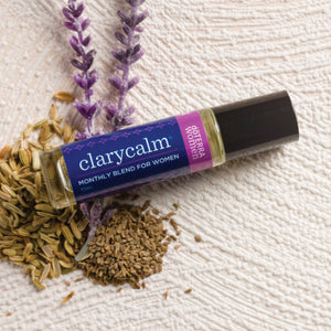 Essential Oil Blends - ClaryCalm Roll-on