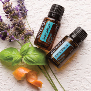 Essential Oil Blends - AromaTouch (Massage Blend)