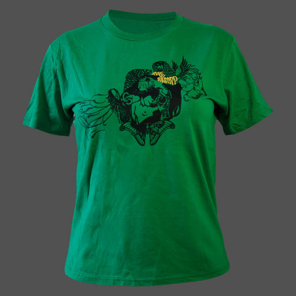 Winged Lion T-Shirt (Khaki)