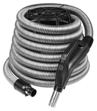 Cana-Vac CV787 Central Vacuum Cleaner - Electric Hose