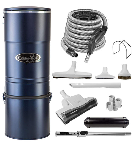 Cana-Vac XLS990 Signature Series Central Vacuum Cleaner