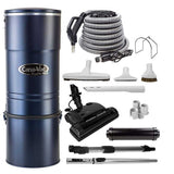 CanaVac XLS970 Signature Series Central Vacuum Cleaner with LS Supreme Essential Accessory Kit