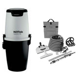 Nilfisk Supreme 150 Central Vacuum with Deluxe Electric Kit Canada